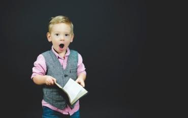 """I bambini hanno diritto alle parole (anche a quella """"pandemia"""")"""