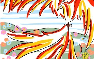 L'uccello di fuoco